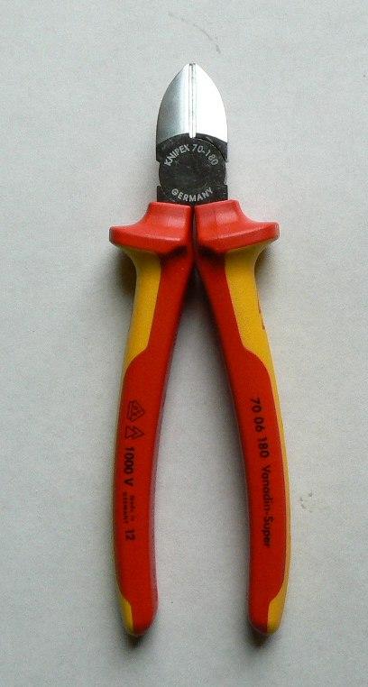 Boč.štíp.kleště KNIPEX 7006160 el. 1000V