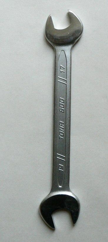 Klíč matic. 3110 (600.6) 17x19