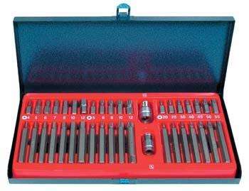 Sada bitů - MAGG 40 dílná č.342040 (modrý obal)