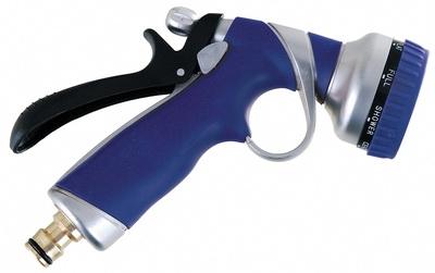 Stříkací pistole kovová DY2072 - 8 poloh