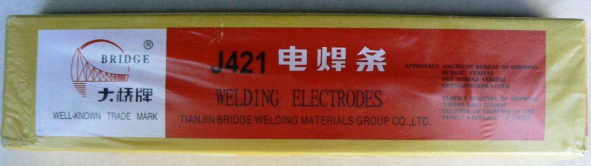 Fotografie Elektrody r.J421/2.0 - 2,5 kg