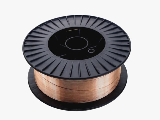 Fotografie Svářecí drát MAGG 0,6mm/cívka 5kg