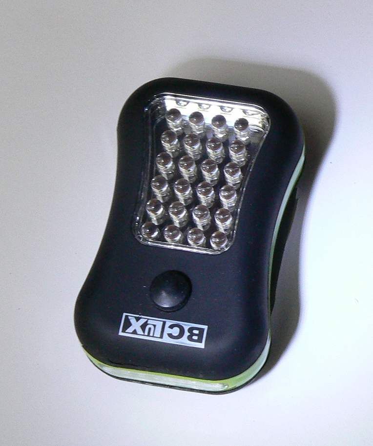 BC 28 LED svítilna GMS-076 worklight