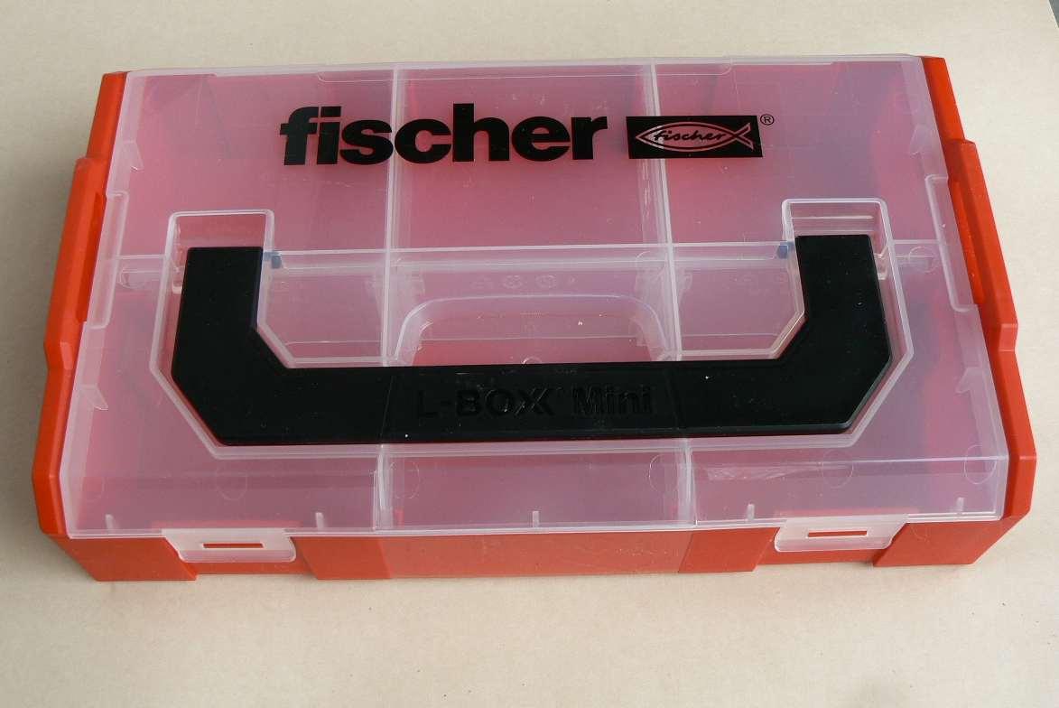 FIXtainer prázdný
