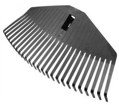 Hrábě na listí střední Fiskars 135024 Solid M 415mm