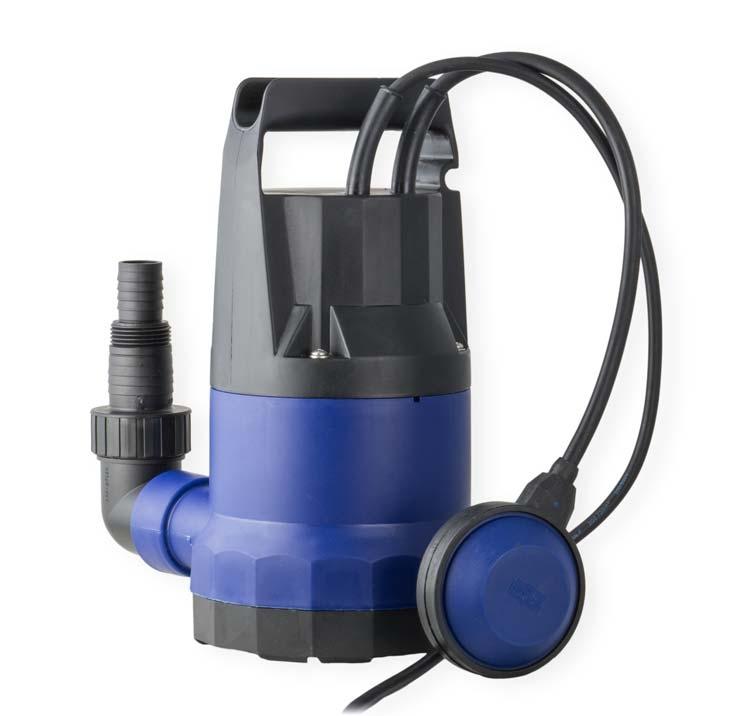 Fotografie TUSON - čerpadlo na vodu, 400W,7000l/h, výtlak max. 7,5m č. 130010