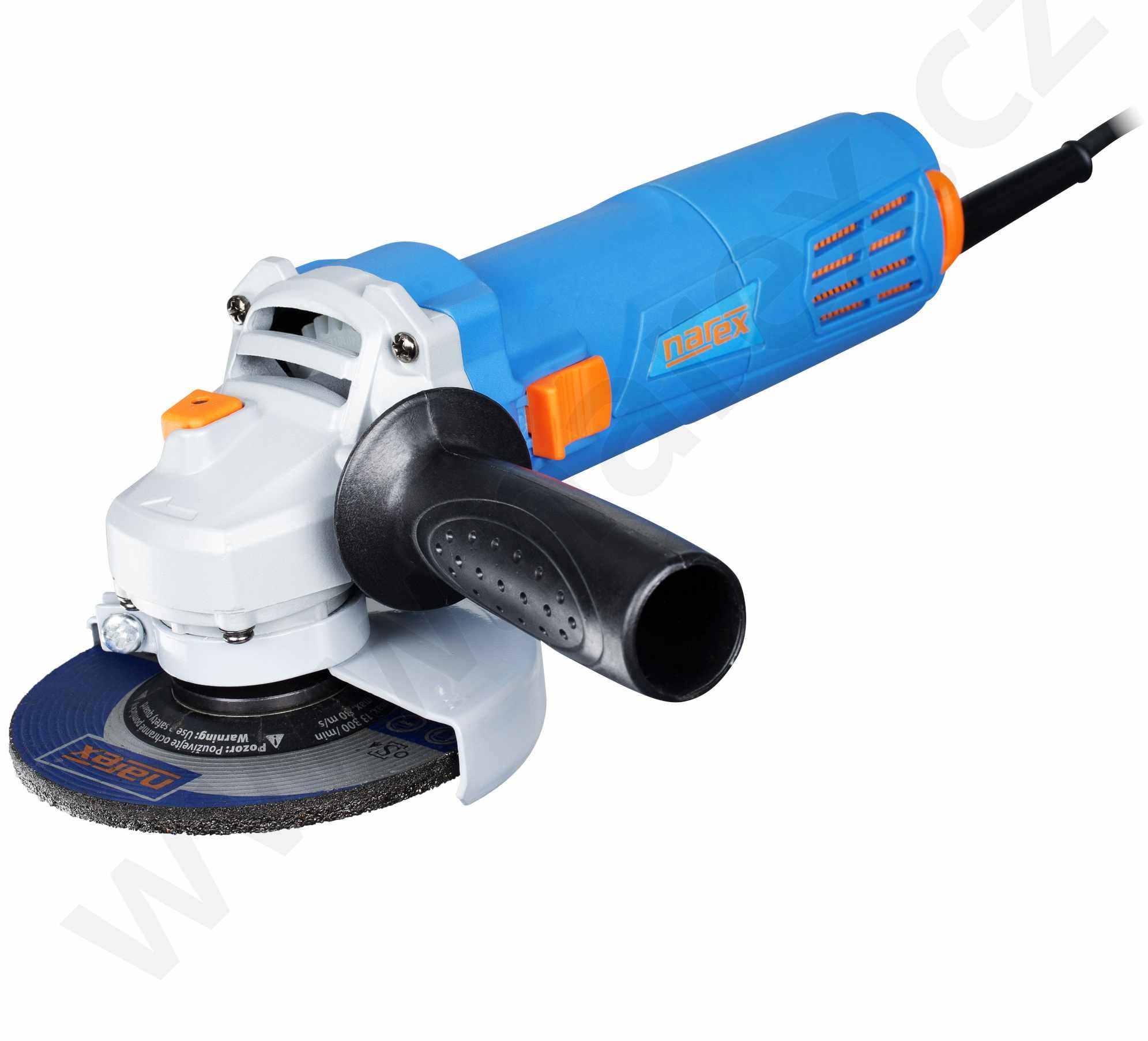 Elektrická bruska úhlová Narex EBU 115-6 č. 65404343